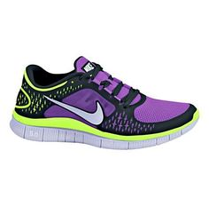 Womens Nike Free Run+ 3 Running Shoe