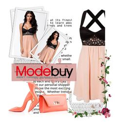 """""""Modebuy CONTEST"""" by ajla-344 ❤ liked on Polyvore featuring Christian Louboutin and modebuy"""