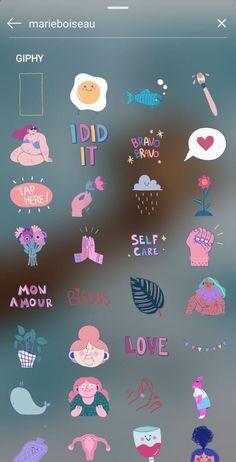 Instagram Emoji, Iphone Instagram, Creative Instagram Stories, Instagram And Snapchat, Instagram Blog, Instagram Story Ideas, Instagram Quotes, Snapchat Stickers, Insta Photo Ideas