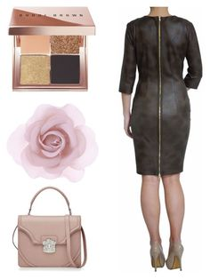 olive & rose by tubino-skirts-dresses on Polyvore featuring mode, Alexander McQueen, Accessorize and Bobbi Brown Cosmetics