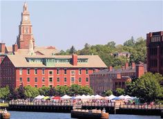 The Providence Flea happening in Rhode Island every sunday!   #VisitRhodeIsland