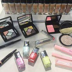 Dior Spring 2016 Makeup Collection
