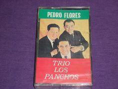 Trio Los Panchos - Pedro Flores - Rare Factory Sealed Cassette Tape Que Te Pasa