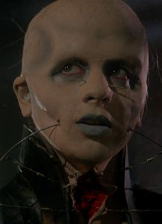 """Hellraiser -Female Cenobite - """" Didn't open the box. And what was it last time? Didn't know what the box was. And yet we do keep finding each other, don't we? """""""