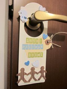 idea for door hanger