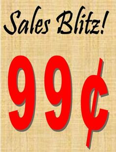Dozens of new markdowns!  Check out my 99 cent store!