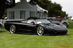 Saleen S7 Twin Turbo....this shit is still bonkers.