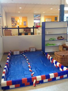 Een echt zwembad
