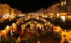 From medieval cities decked out in holiday decor to Dicken's characters come to life, have a look at the best Christmas markets in the Netherlands!