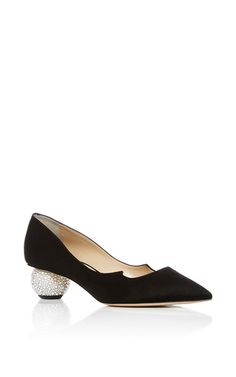 A stunning option for evening events, these **Paul Andrew** heels feature a…