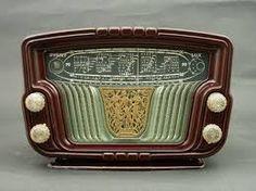 Resultado de imagen para vintage radio