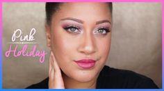 Tags: cutcrease makeup, glitter makeup, holiday makeup, makeuptutorial, glitterlook, pink makeup, Pink Glitter Cutcrease, Glitter pigments.