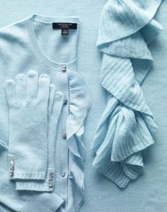 cardigan + cashmere + blue = love