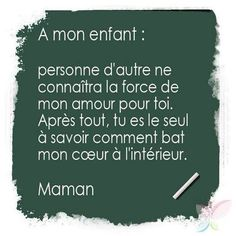 This quote sounds so much sweeter in french Son Quotes, Words Quotes, Great Quotes, Sayings, Inspiring Quotes, The Words, More Than Words, Cool Words, Mantra