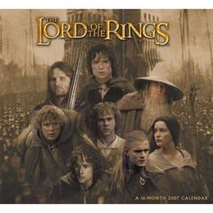Lord of the Rings (LOVE IT)