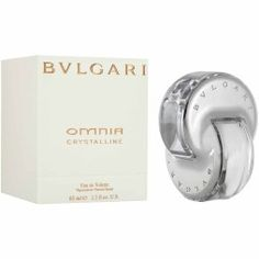 Omnia Crystalline by Bvlgari for women Eau De Toilette Spray, fl. Bvlgari Omnia Crystalline, Perfume Oils, Parfum Spray, Health And Beauty, Crystals, Women, Lotus Flower, Elegant Sophisticated, Middle East