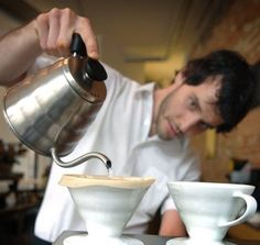 One of the best coffee bars in the country is in downtown Grand Rapids  --  http://Gormaya.com Apps for Cooks