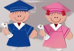 finalistas on Pinterest | Graduation, Kindergarten Graduation and ...