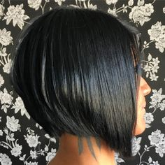-Short haircut for woman
