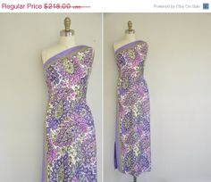 vintage 1960s dress / 60s by simplicityisbliss