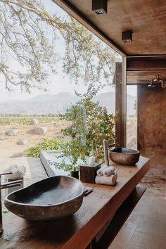 Quirky Home Decor, Home Decor Kitchen, Cheap Home Decor, Luxury Homes Interior, Home Interior, Interior Design, Bathroom Spa, Small Bathroom, Bathroom Ideas