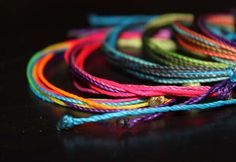 Ordered my puravida bracelets :) for a good cause
