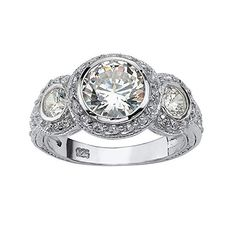 11mm Platinum Plated Silver 0.5ct Marquise CZ Halo Wedding Engagement Ring