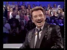 "Laurent Gerra ""Allumer le feu"" devant et avec Johnny Hallyday - 2007"