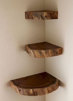 Here are the Corner Shelves Ideas. This article about Corner Shelves Ideas was posted under the Furniture category by our team at July 2019 at am. Hope you enjoy it and don't forget to share this post. Diy Corner Shelf, Wood Corner Shelves, Floating Corner Shelves, Wall Shelves Design, In Wall Shelves, Small Corner Decor, Corner Shelves Bedroom, Corner Storage, Garage Storage