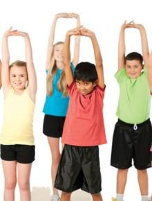 Fitness Program for Kids | Reduce anxiety, increase self-esteem, build social skills | Lehigh Valley, PA
