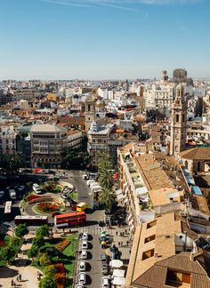 A view of Valencia, Spain, where sunny weather is the norm. Brought to you by Marcie Hahn-Knoff REALTOR® | Broker, PureWest Christie's International Real Estate homeinbozeman.com