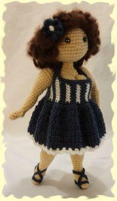 Curvy doll -Les Ami(gurumi)s du Lundi: