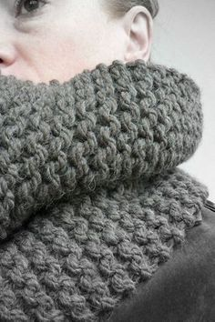 comment tricoter une écharpe à frou frou  fatima tricote
