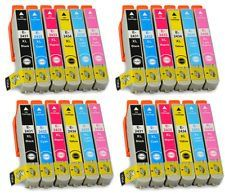 BVH Direct 24 Pack 4 Full Sets of High Capacity Compatible Non Oem ink cartridges multipack T2438, For EPSON Ex Combo Pack includes 4 Black 4 Cyan 4 Magenta 4 Yellow 4 Light Cyan 4 Light Magenta Compatible printers Epson Expression Premium XP-55, XP-750, XP-760, XP-850, XP-860 and (Barcode EAN = 9787298000929) http://www.comparestoreprices.co.uk/december-2016-4/bvh-direct-24-pack-4-full-sets-of-high-capacity-compatible-non-oem-ink-cartridges-multipack-t2438-for-epson-ex.asp