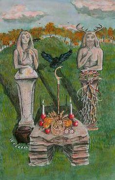 Autumn Equinox:  #Autumn #Equinox, by Mickie Mueller.