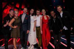 Yvonne i «The Voice»-finalen | BA