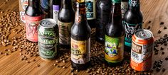 The Java Head's Definitive Guide to Coffee Beer | We tasted 18 of the best coffee beers on the market to put together the most definitive guide to coffee beer available— from pale ales to imperial stouts.
