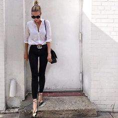 Outfits casuales pero elegantes para tu día a día