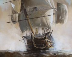 The Temeraire - Oliver Hurst