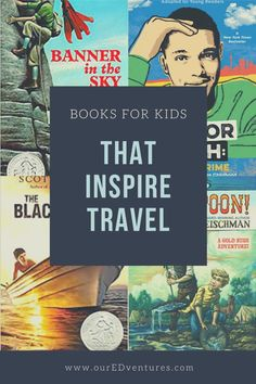 Books for Kids that Inspire Travel