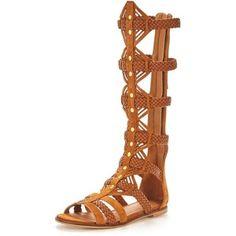 Kg Maddie&Nbsp;Suede Gladiator Sandals&Nbsp;