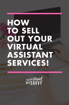 Learn how to SELL OUT your virtual assistant services! Includes a free daily marketing checklist to help get your biz out there. via The Virtual Savvy Home Based Business, Business Tips, Online Business, Creative Business, Make Money Blogging, How To Make Money, Virtual Assistant Services, Apps, Thing 1