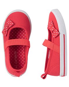 22488e8fd3 Baby Girl Carter s Mary Jane Sneakers from OshKosh B gosh.