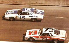 David Hobbs 1976 Daytona 500