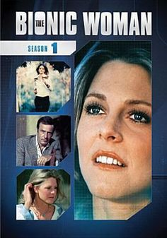 The Bionic Woman, a 70s TV favorite.
