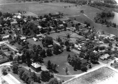 2012's most endangered historic U.S. places..Villiage of Zoar in Ohio.