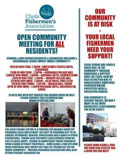 Visit Tarbert: Clyde Fishermens Association Meeting
