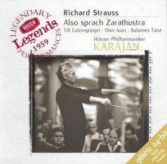 Richard Strauss Also sprach Zarathustra - Karajan - Decca
