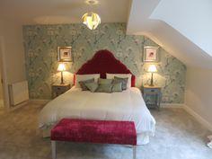 Attic Bedroom. Bedroom, Attic, Garden Ideas, House, Interiors, Furniture, Home Decor, Room, Lofts