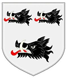 Richard le bret coat of arms - Google Search